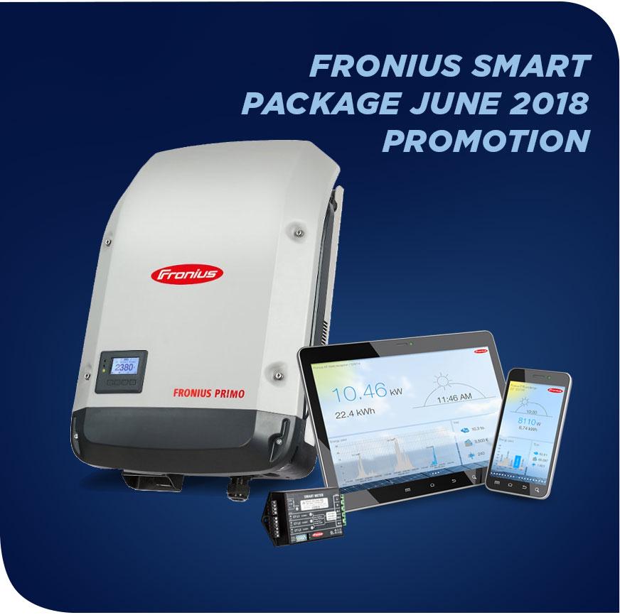Fronius Inverters Smart Meter